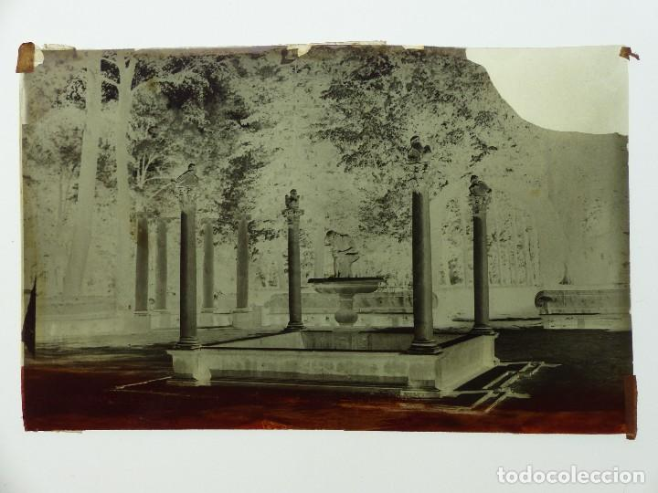 Postales: ARANJUEZ, MADRID - 5 CLICHES ORIGINALES - NEGATIVO EN CELULOIDE - ED. ARRIBAS - Foto 12 - 130248194