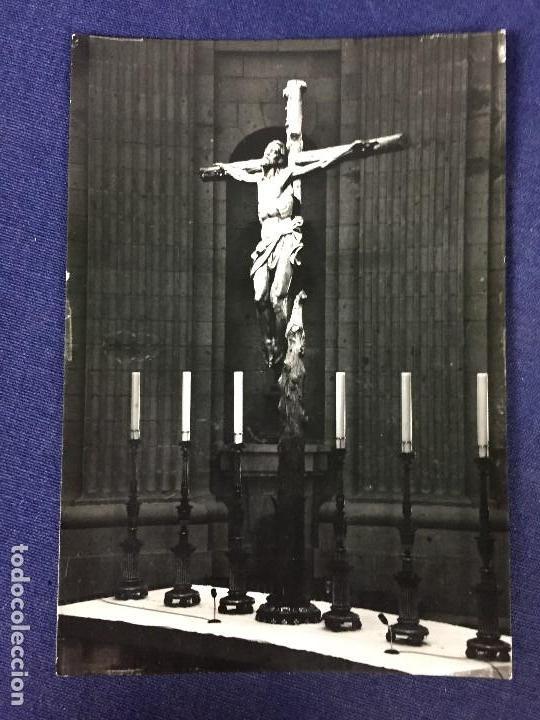 POSTAL CUELGAMUROS 29 VALLE DE LOS CAIDOS ALTAR MAYOR MADRID ED FISA ESCRITA CIRCULADA (Postales - España - Madrid Moderna (desde 1940))