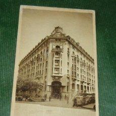 Postales: MADRID - HOTEL PALACE - ED M.ARRIBAS - CIRCULADA 1943. Lote 130863816