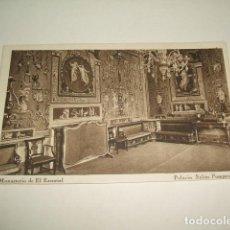Postales: MONASTERIO DE EL ESCORIAL MADRID PALACIO SALON POMPEYANO. Lote 131061404