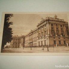 Postales: MADRID PALACIO REAL . Lote 131063160