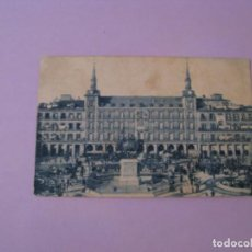 Postales: POSTAL DE MADRID. PLAZA MAYOR. ED. GRAFOS. . Lote 131094608
