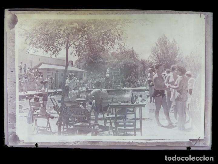 Postales: LOS MOLINOS, MADRID - 2 CLICHES ORIGINALES - NEGATIVOS EN CRISTAL - EDICIONES ARRIBAS - Foto 3 - 131355306