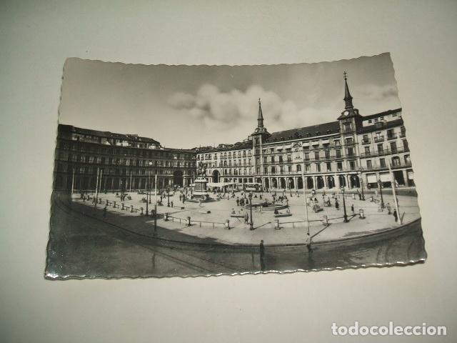 MADRID PLAZA MAYOR (Postales - España - Comunidad de Madrid Antigua (hasta 1939))