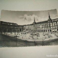 Postales: MADRID PLAZA MAYOR. Lote 131487318