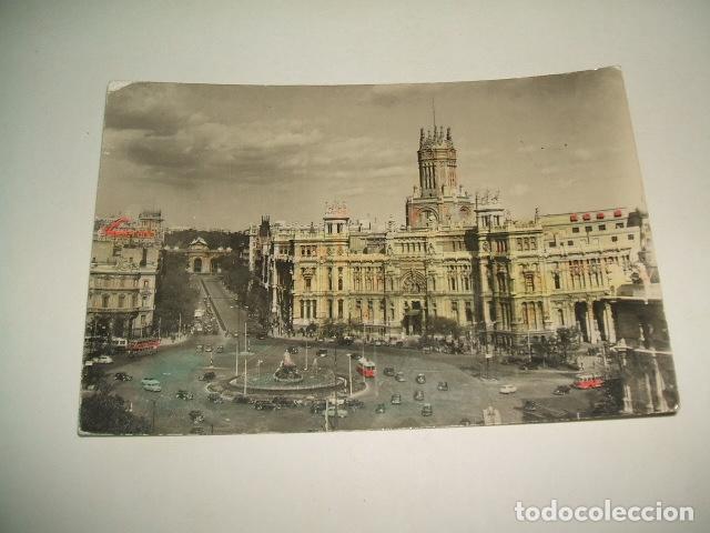 MADRID PALACIO DE COMUNICACIONES (Postales - España - Comunidad de Madrid Antigua (hasta 1939))