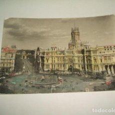 Postales: MADRID PALACIO DE COMUNICACIONES. Lote 131487514