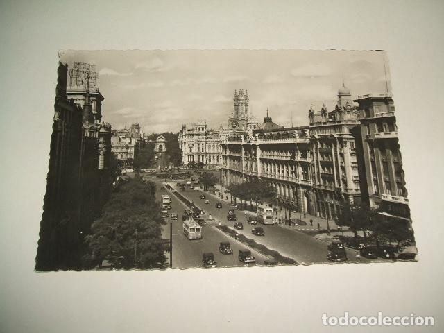 MADRID CALLE DE ALCALÁ (Postales - España - Comunidad de Madrid Antigua (hasta 1939))
