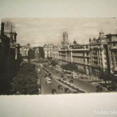 Postales: MADRID CALLE DE ALCALÁ. Lote 131487558