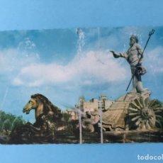 Postales: POSTAL FUENTE DE NEPTUNO MADRID _LEY214. Lote 131746810