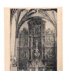 Cartoline: MIRAFLORES DE LA SIERRA.(MADRID).- RETABLO DE LA IGLESIA DEL SIGLO XVI.. Lote 131949766