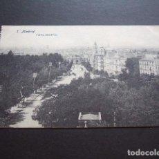 Postales: MADRID VISTA GENERAL. Lote 132497742