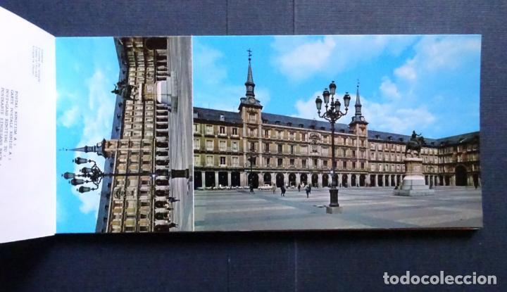 Postales: Recuerdo de Madrid , carpeta con 10 postales grandes y 10 pequeñas. Ver fotos - Foto 4 - 132568266