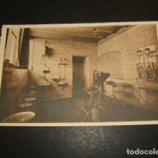 Postales: VILLAVERDE BAJO MADRID INSTALACIONES FERROCARRIL MADRID ZARAGOZA ALICANTE TALLER CENTRAL SANITARIO. Lote 132713090