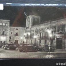 Postales: POSTAL MADRID.PALACIO MUNICIPAL ,3,SALVADOR BARRUECO. Lote 133218586