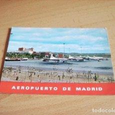 Cartoline: MADRID -- AEROPUERTO. Lote 133550054
