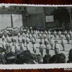 Postales: FOTOGRAFIA DEL COLEGIO DE SANTA MARIA, MARIANISTA, MAYO DE 1946, FOTO MADRID, MIDE 12,5 X 8,5 CMS.. Lote 133616782
