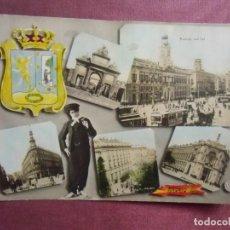 Postales: POSTAL MADRID. VISTAS FOTOGRAFICA, ED. ERNESTO , S/C.. Lote 133660846