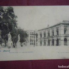 Postales: POSTAL MADRID.ED.LACOSTE Nº2,REVERSO SIN DIVIDIR. S/C.. Lote 133662958