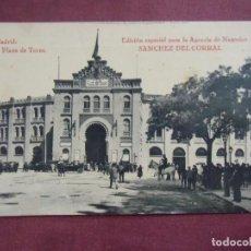 Postales: POSTAL MADRID.S/C.ED. HAUSER Y MENET,PUBLICIDAD REVERSO.. Lote 133665634