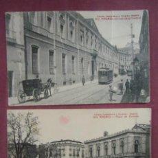 Postales: POSTALES MADRID.S/C.ED. CASTAÑEIRA Y ALVARES, HACIA 1910.. Lote 133665830