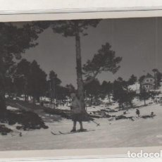 Postales: POSTAL FOTOGRÁFICA. LOTY 0613 SIERRA GUADARRAMA. PUERTO DE NAVACERRADA. . Lote 134752686