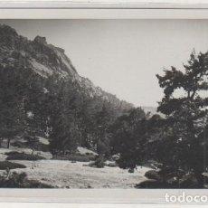Postales: LOTY 0661 SIERRA GUADARRAMA. PUERTO DE LOS VIENTOS. POSTAL FOTOGRÁFICA. MADRID. SIN CIRCULAR.. Lote 134754862