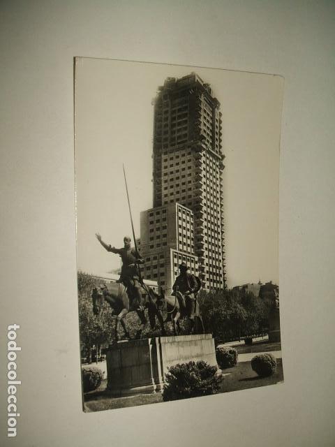 MADRID TORRE DE MADRID (Postales - España - Comunidad de Madrid Antigua (hasta 1939))