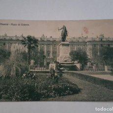 Postales: MADRID PALACIO DE ORIENTE. Lote 135801902
