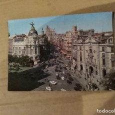 Postales: POSTAL MADRID CALLE ALCALA. Lote 136399226