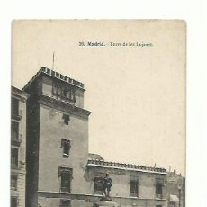 Postales: MADRID, TORRE LUJANES. Lote 137481990