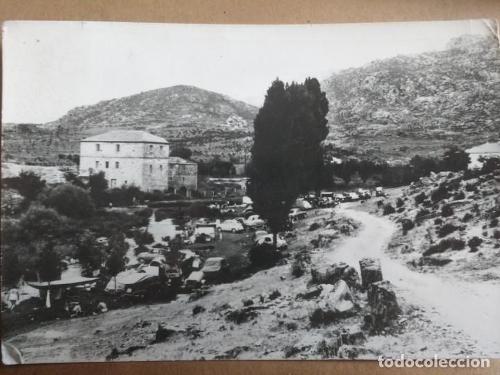 MANZANARES EL REAL, MADRID. LA PEDRIZA, VISTA PARCIAL (Postales - España - Madrid Moderna (desde 1940))