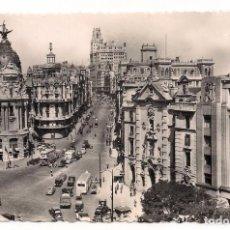 Postales: MADRID - AVENIDA DE JOSÉ ANTONIO - Nº2 HELIOTIPIA ARTISTICA ESPAÑOLA. Lote 137766086