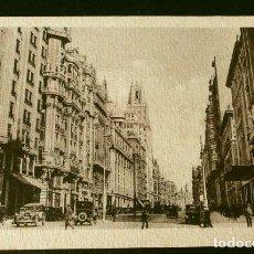 Postales: MADRID Nº 61 AVENIDA JOSE ANTONIO - ED. HELIOTIPIA KALLMEYER - POSTAL SIN CIRCULAR. Lote 138054334