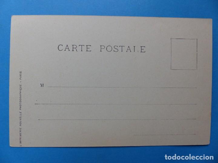 Postales: MADRID, EL PALACIO - POSTAL ESTEREOSCOPICA - L. LEVY - Foto 2 - 138581286