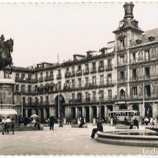 Postales: TARJETA POSTAL MADRID PLAZA MAYOR Nº 11. Lote 138689618