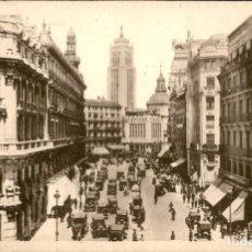 Cartoline: 16 MADRID – CALLE LA SEVILLA – HAUSER Y MENET – CIRCULADA. Lote 138882210
