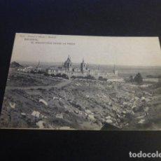 Postales: VISTA DEL MONASTERIO DE EL ESCORIAL, SAN LORENZO . Lote 139528554