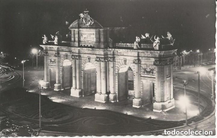 Postales: 1950 LOTE 6 POSTALES ANTIGUAS - CIRCULADAS - MADRID - ESPAÑA - - Foto 2 - 139571382