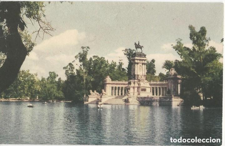 Postales: 1950 LOTE 6 POSTALES ANTIGUAS - CIRCULADAS - MADRID - ESPAÑA - - Foto 4 - 139571382