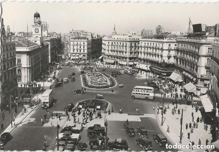 Postales: 1950 LOTE 6 POSTALES ANTIGUAS - CIRCULADAS - MADRID - ESPAÑA - - Foto 6 - 139571382