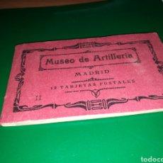 Postales: BLOCK DE 12 POSTALES DE MADRID. HAUSER Y MENET. AÑOS 20. Lote 139669672