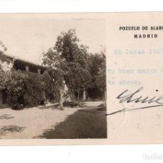 Postales: POZUELO DE ALARCÓN (MADRID).. Lote 140814042