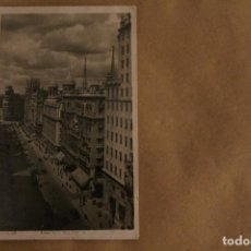 Postales: POSTAL ANTIGUA MADRID, AVENIDA JOSE ANTONIO, CIRCULADA. Lote 141058690