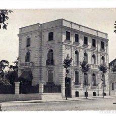 Cartes Postales: MADRID.- SANATORIO DE NUTRICIÓN DEL DR. F. JIMÉNEZ GARCÍA. MARIA DE MOLINA, 13. Lote 141190650