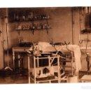 Postales: MADRID.- HOSPITAL MILITAR DE MADRID. UN CUARTO DE CURAS. Lote 141198346