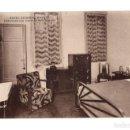 Postales: MADRID.- HOTEL ASTURIAS. HABITACIÓN CON CUARTO DE BAÑO PRIVADO.. Lote 141291534