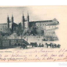 Postales: MADRID.- COLEGIO NUESTRA SEÑORA DEL RECUERDO. CHAMARTIN. FACHADA PRINCIPAL. Lote 141316434