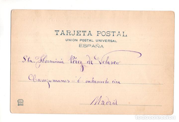 Postales: MADRID.- COLEGIO NUESTRA SEÑORA DEL RECUERDO. CHAMARTIN. VISTA GENERAL DE LA HUERTA - Foto 2 - 141316694