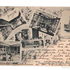 Postales: MADRID.- COLEGIO NUESTRA SEÑORA DEL RECUERDO. CHAMARTIN.. Lote 141316906